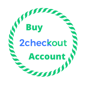 Buy 2CheckOut Account