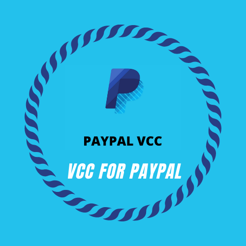 buy VCC for PayPal