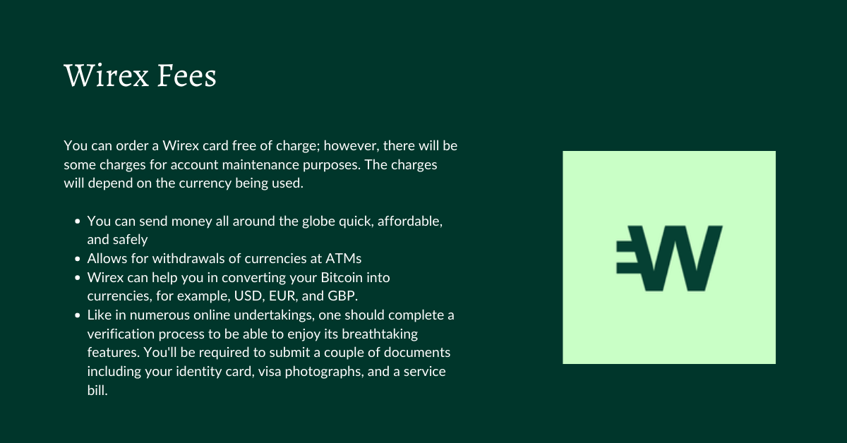 Buy Wirex Account